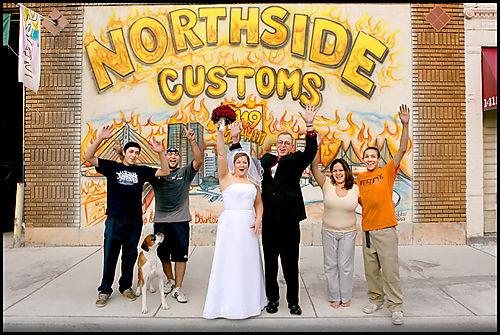 Northside border