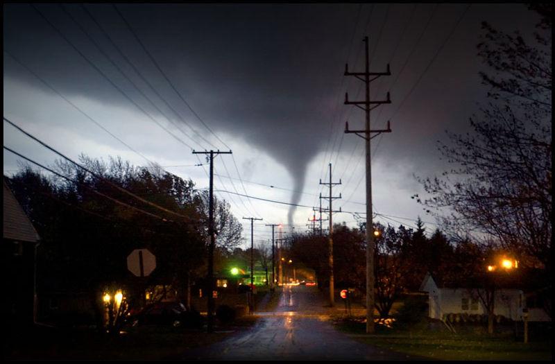 Tornado border