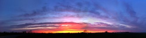 Pano sunset72